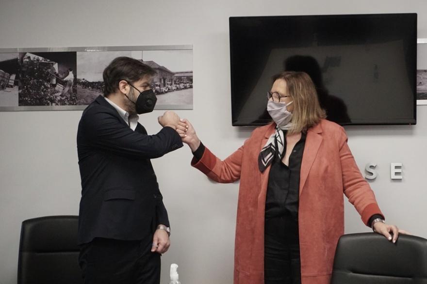 Por primera vez en la historia, una mujer preside la CEAMSE