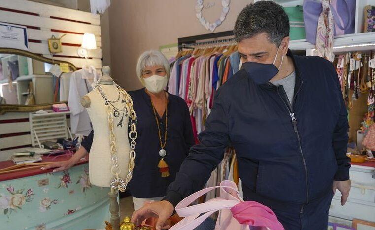 Vicente López promueve las compras en comercios locales mediante su plataforma virtual