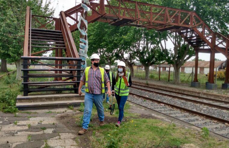 Avanza la planificación para reconstruir la estación de trenes de Baradero
