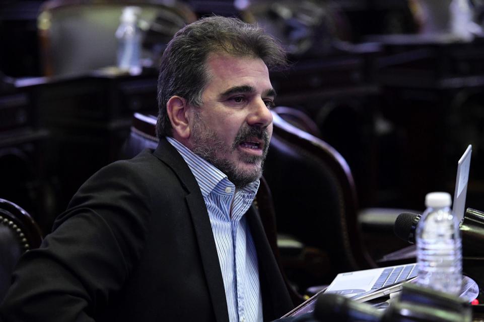 Ritondo pide elevar las penas para los usurpadores