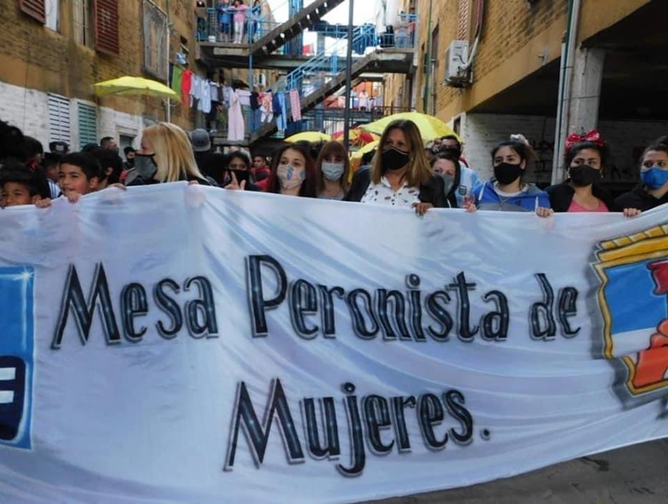Vigilia en el Barrio Ejército de los Andes por la memoria de Néstor Kirchner