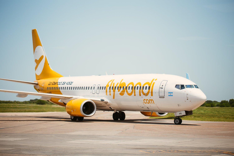 "Flybondi se niega a operar desde Ezeiza: ""El Palomar o nada"""