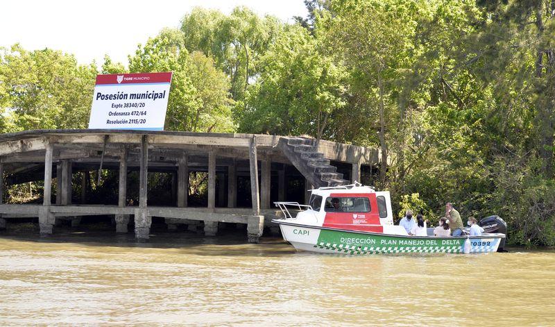 Tigre recuperó un importante predio en el Delta y lo destinará a la preservación ambiental