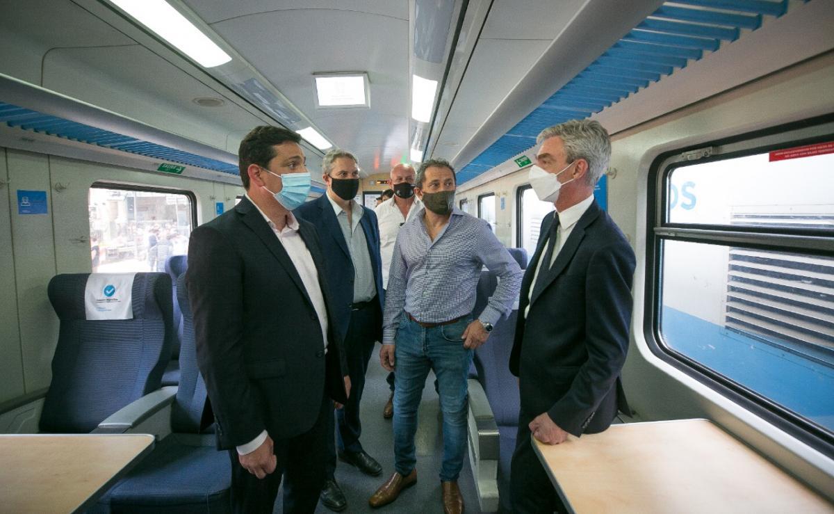 Vuelven los trenes de larga distancia en territorio bonaerense