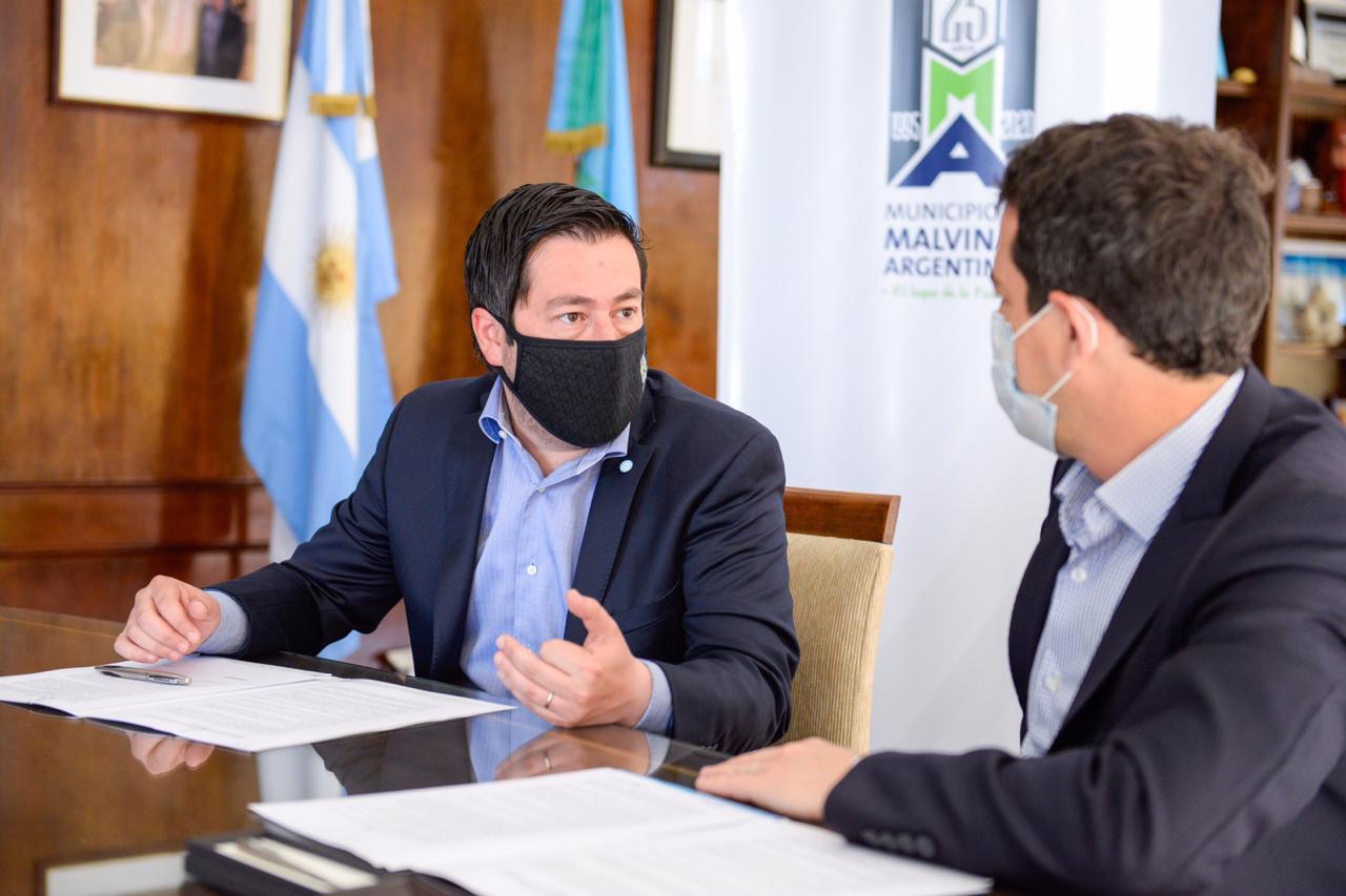 """""""Tenemos que levantar la Argentina y ponerla de pie de manera integrada y solidaria"""""""