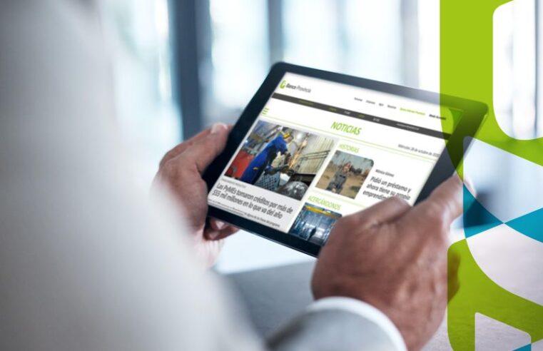 El Banco Provincia lanzó su sitio de noticias, el primero de un banco en la Argentina