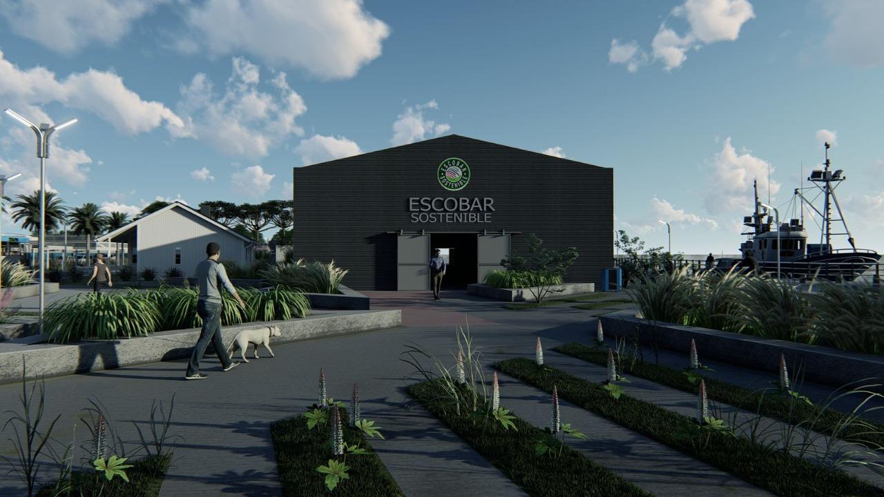 Abrió la convocatoria a productores y grandes marcas para ser parte del nuevo Mercado Municipal del Paraná de Las Palmas