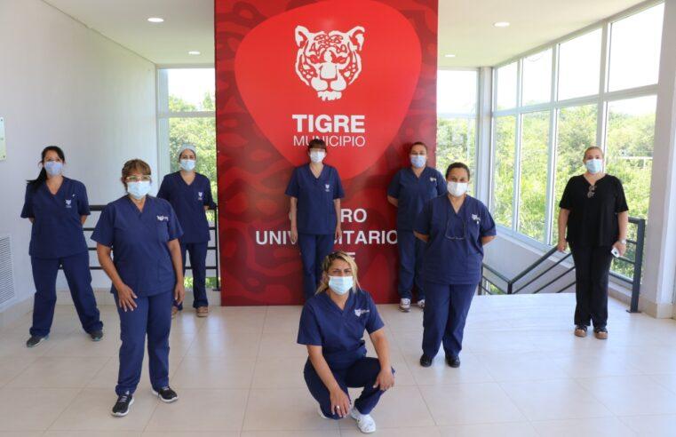 Tigre continúa capacitando de manera virtual a los vacunadores eventuales contra el COVID-19