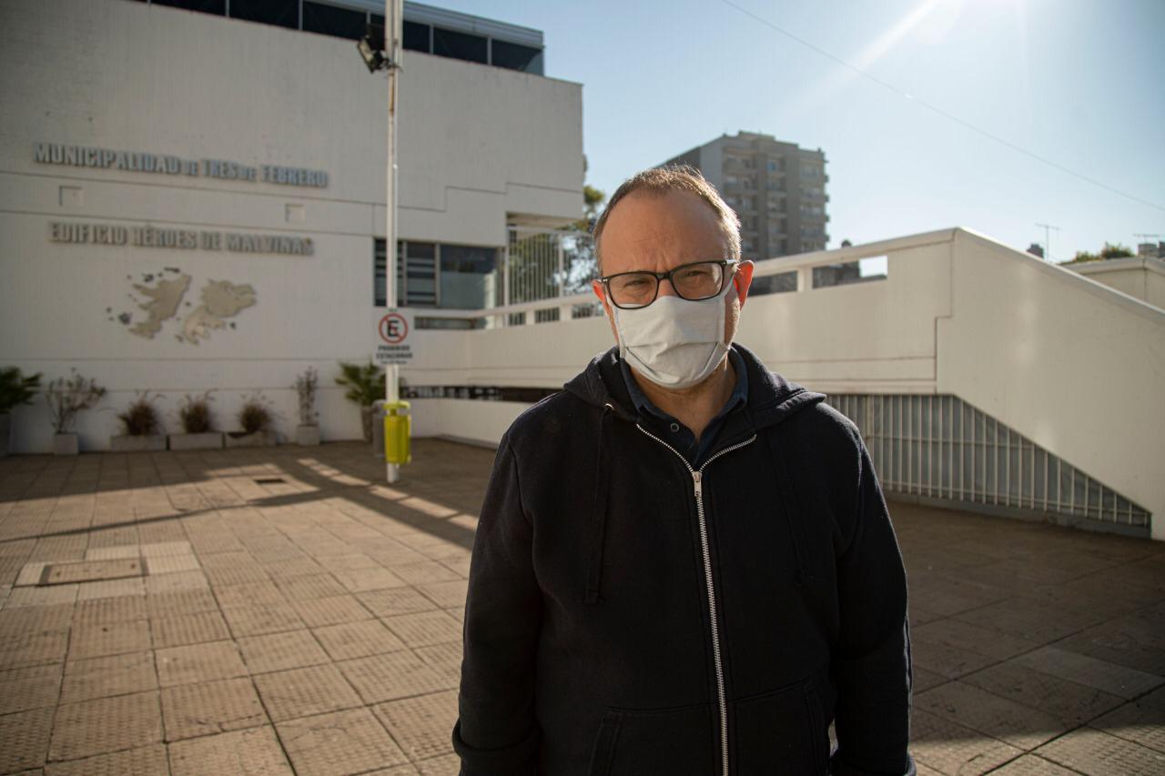 """""""El cierre del aeropuerto de El Palomar no es el camino para salir de la crisis"""""""