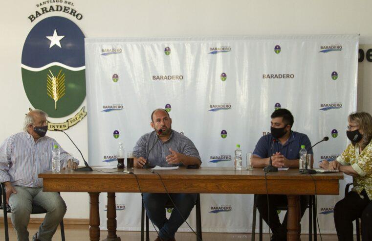 Sanzio presentó el Plan Estratégico Turístico de Baradero