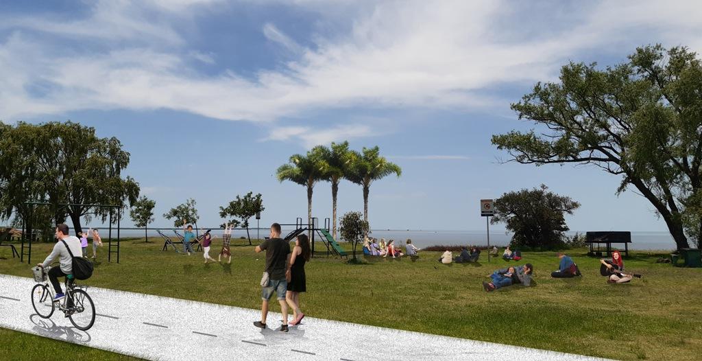 San Isidro recupera 1200 metros lineales de costa