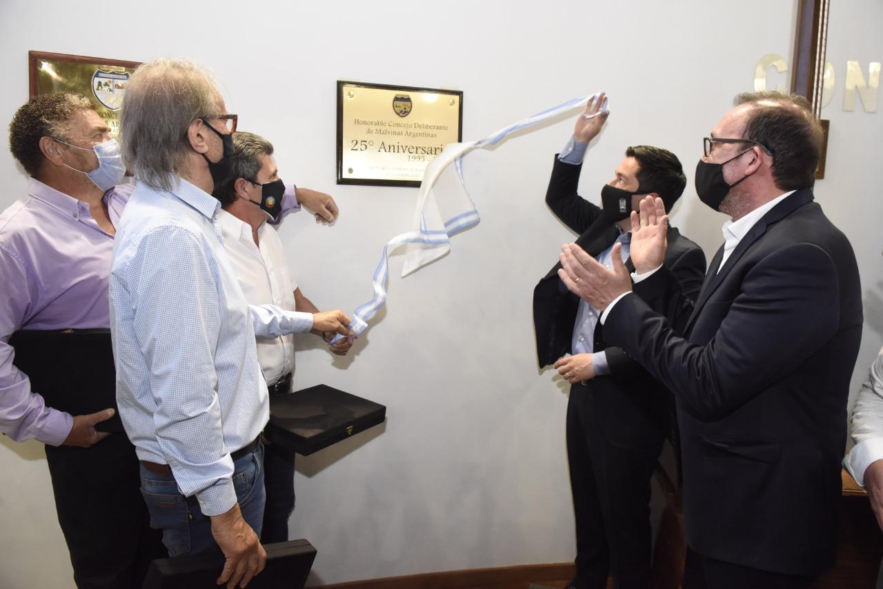 Malvinas Argentinas celebró sus 25 años de vida institucional