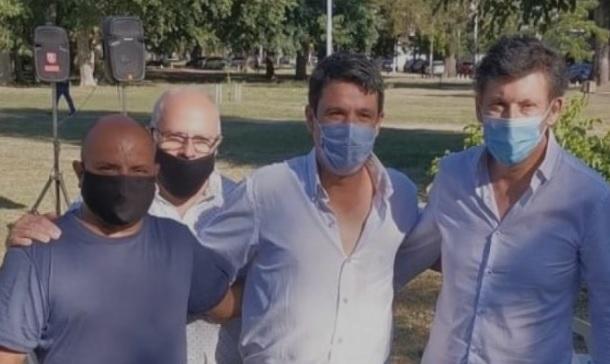 Gustavo Posse sigue sumando dirigentes de la oposición