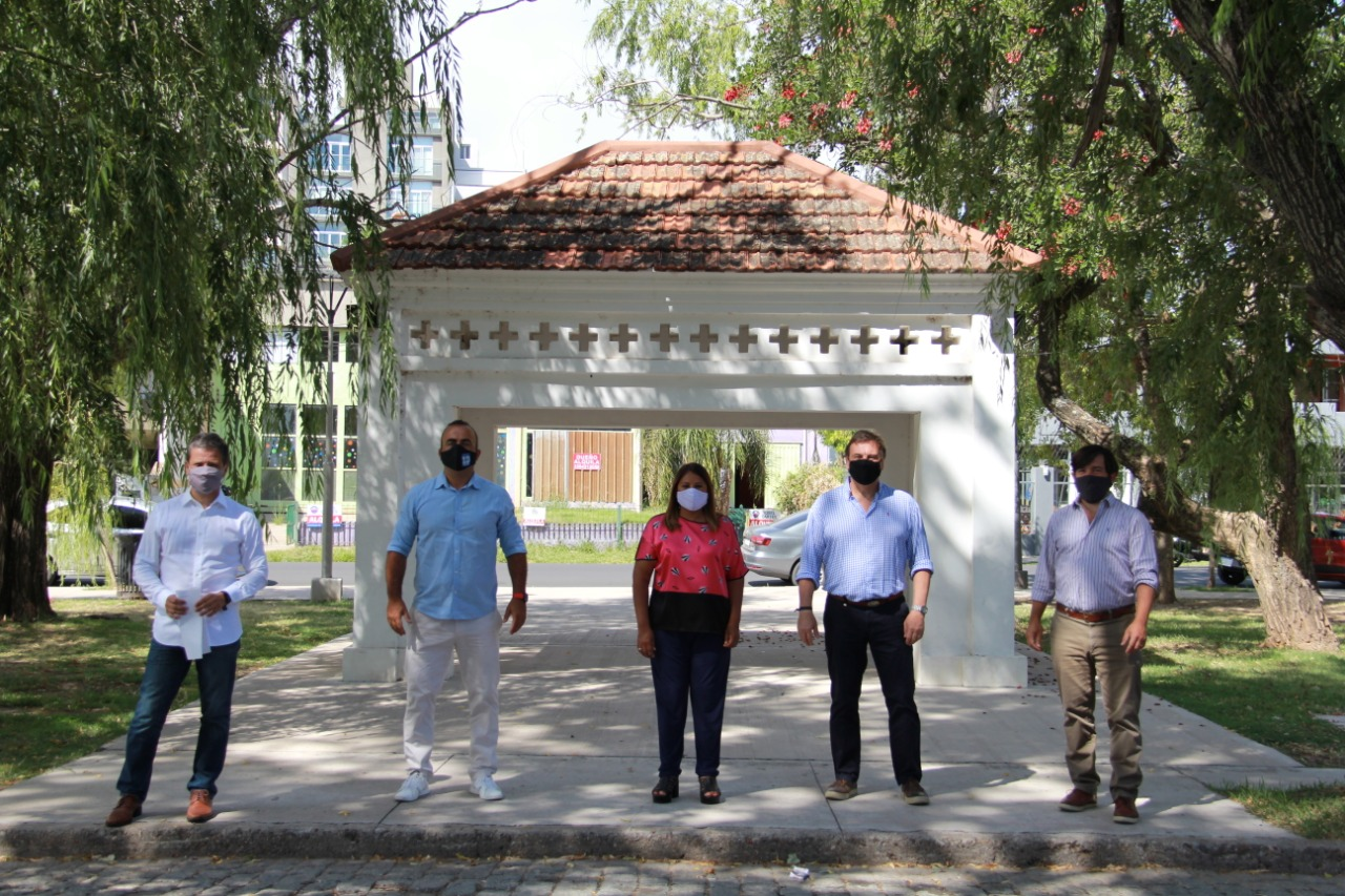 El PRO en San Nicolás conformo la Mesa de diálogo