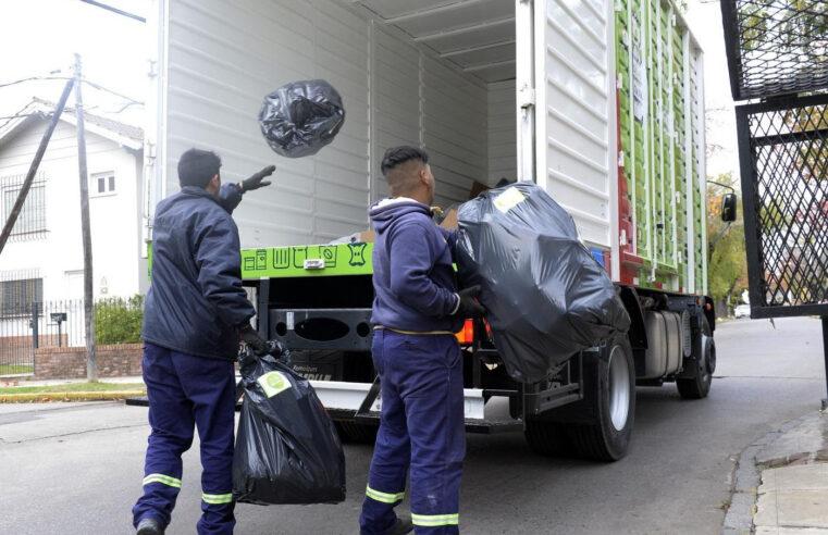 A través de GPS, el Municipio controla la recolección de residuos en todo Tigre