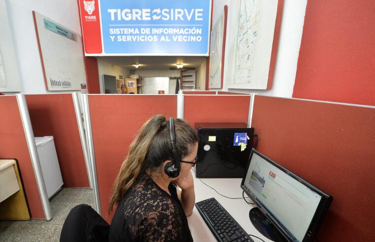 """""""Tigre Sirve"""", una herramienta de gestión eficaz al alcance de los vecinos"""