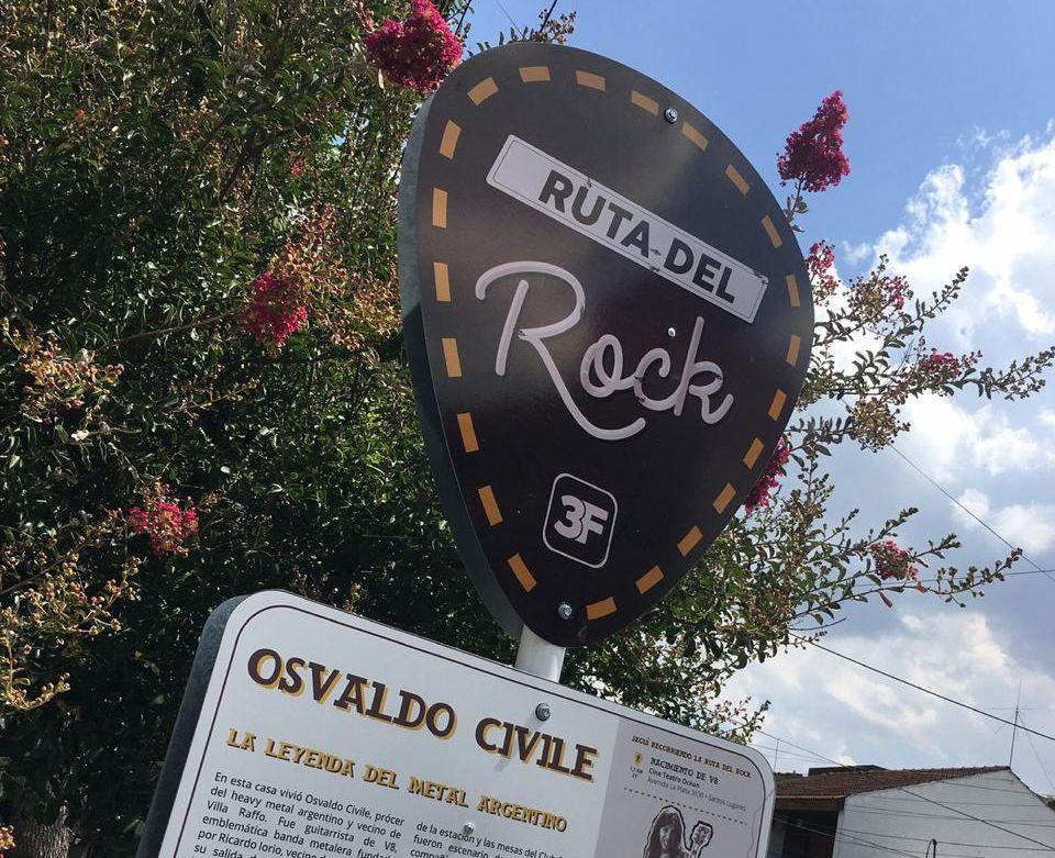 "Tres de Febrero continúa expandiendo ""La Ruta del Rock"""