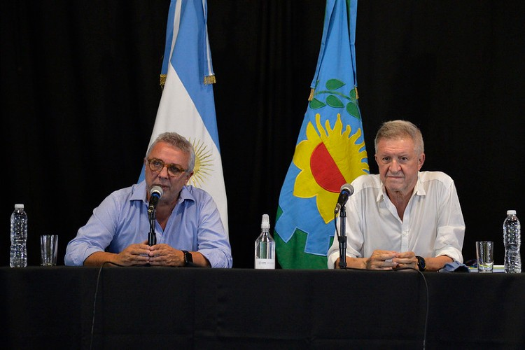 Zamora y Oporto lanzaron el Programa Nacional de Educación para el Trabajo y el Desarrollo Sostenible
