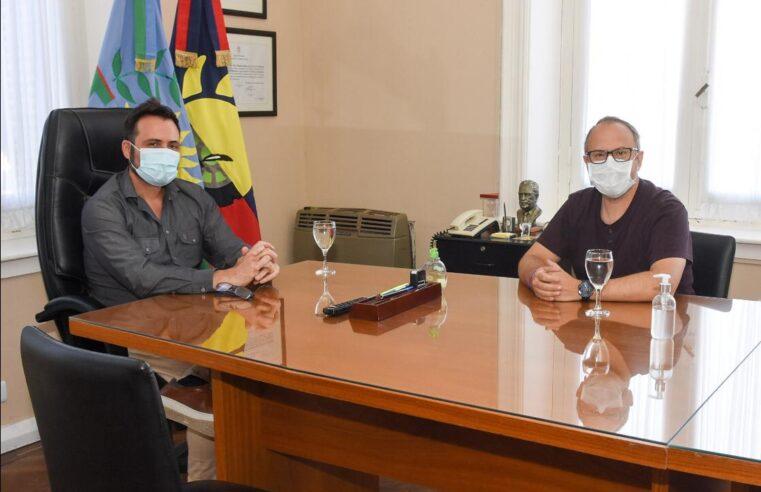 """Valenzuela: """"La Provincia necesita unir al Conurbano con el interior"""""""