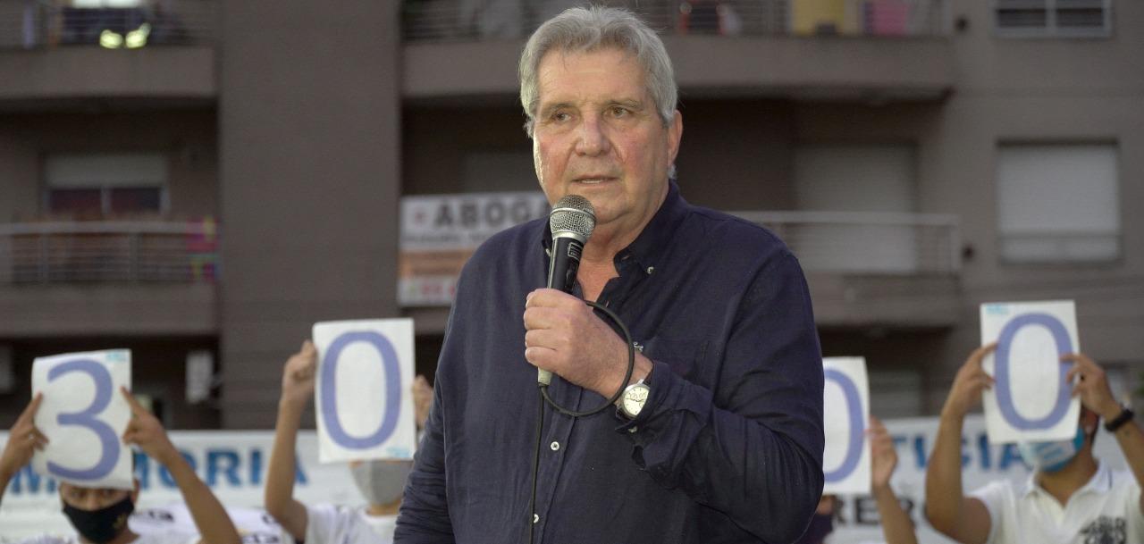 La Mesa Peronista de Tres de Febrero llevó a cabo el Acto conmemorativo a los 45 Años del golpe