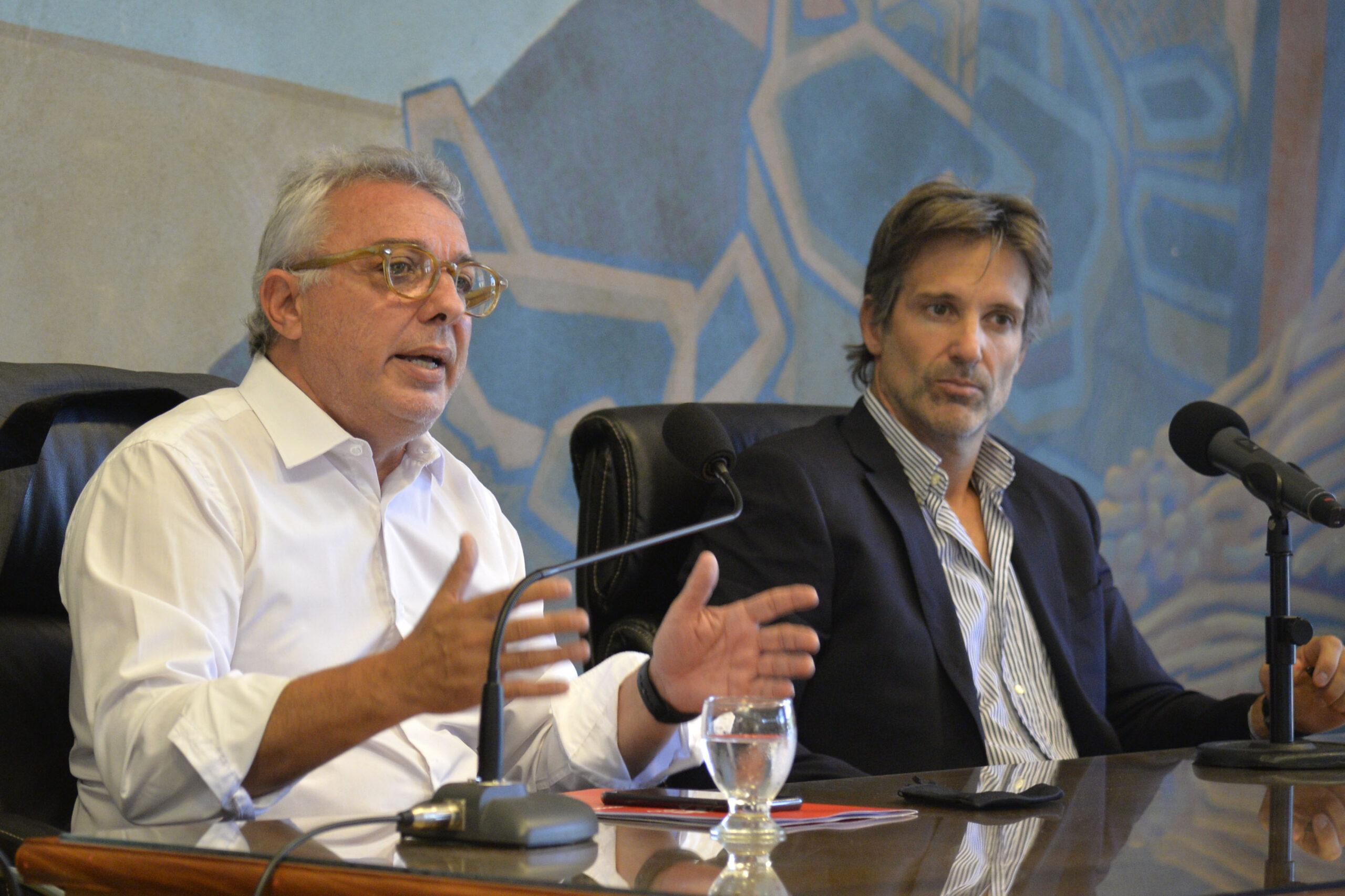 Zamora abrió las sesiones ordinarias y anunció importantes obras
