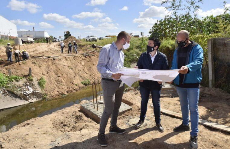 """""""Se sigue invirtiendo en Malvinas Argentinas para generar más empleo y producción"""""""