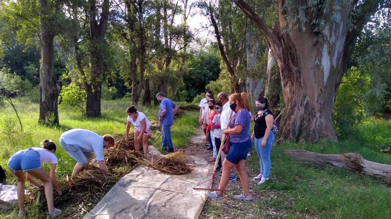 Escobar convoca a voluntarios para cuidar la Reserva Natural Educativa de Ingeniero Maschwitz