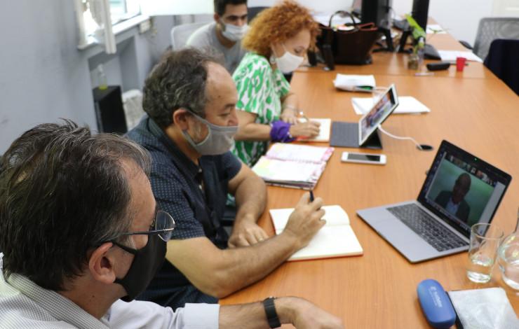 Tigre y París avanzan en un plan de desarrollo urbano para el distrito