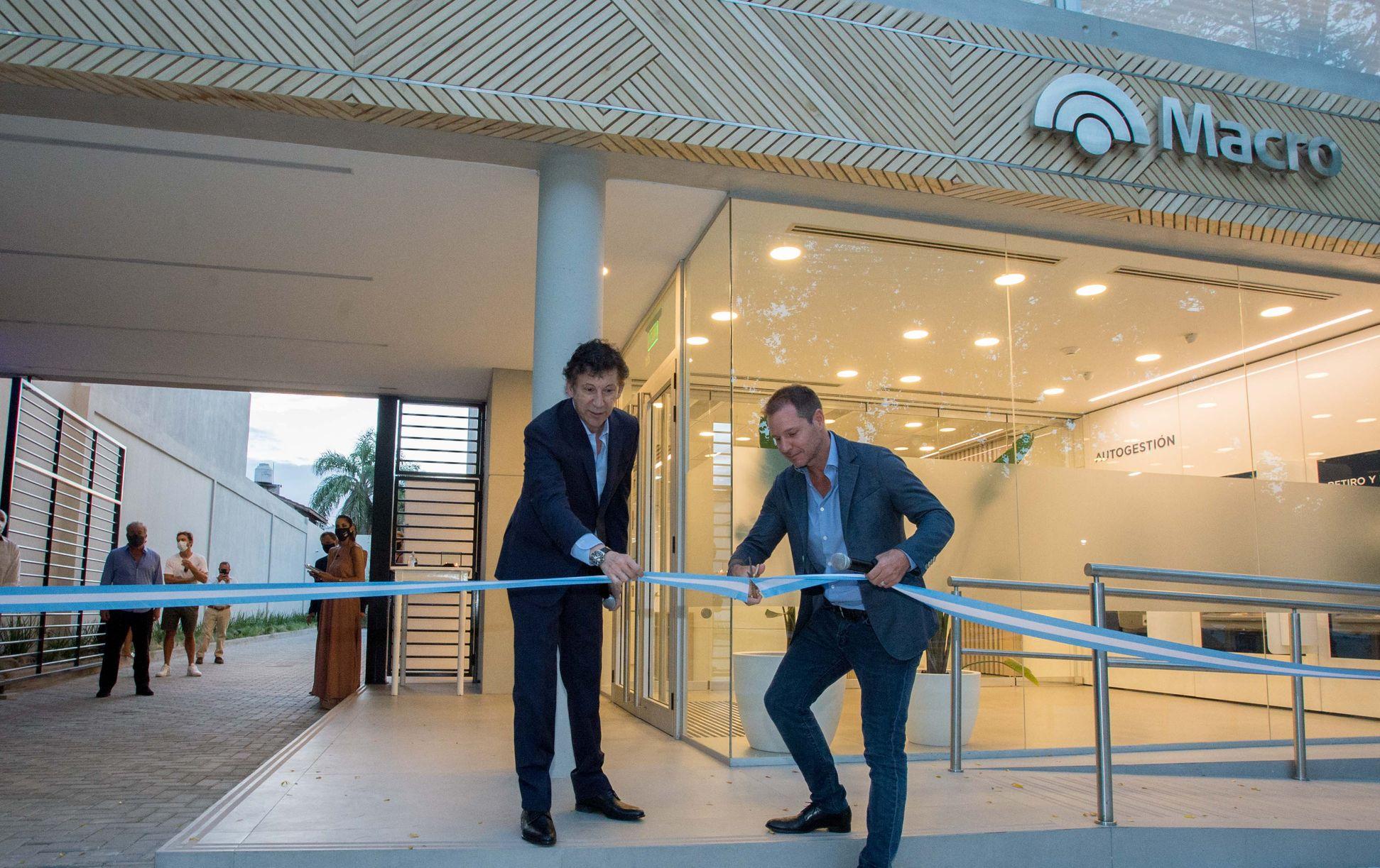 En San Isidro, Banco Macro propone una nueva experiencia