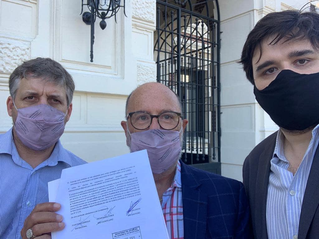 El MID exige al gobierno de Kicillof información sobre la vacunación en la Provincia