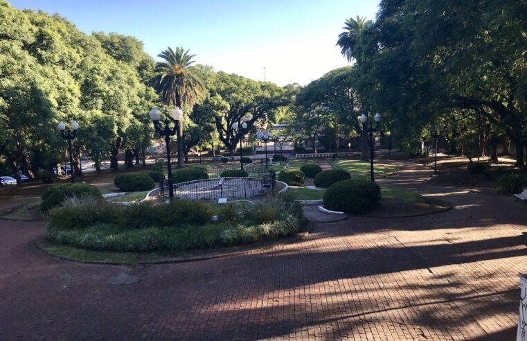 Cómo quedará la icónica plaza de la Catedral de San Isidro después de la reforma