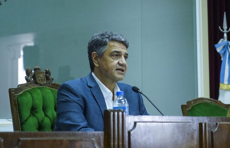 Jorge Macri presentó una propuesta alternativa para sostener las clases presenciales