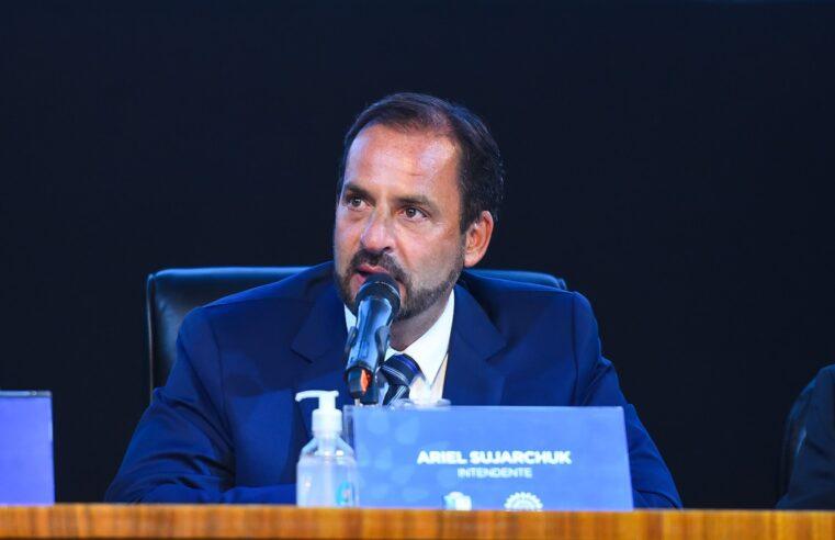 Sujarchuk anunció exenciones tributarias a las actividades más afectadas por las nuevas restricciones