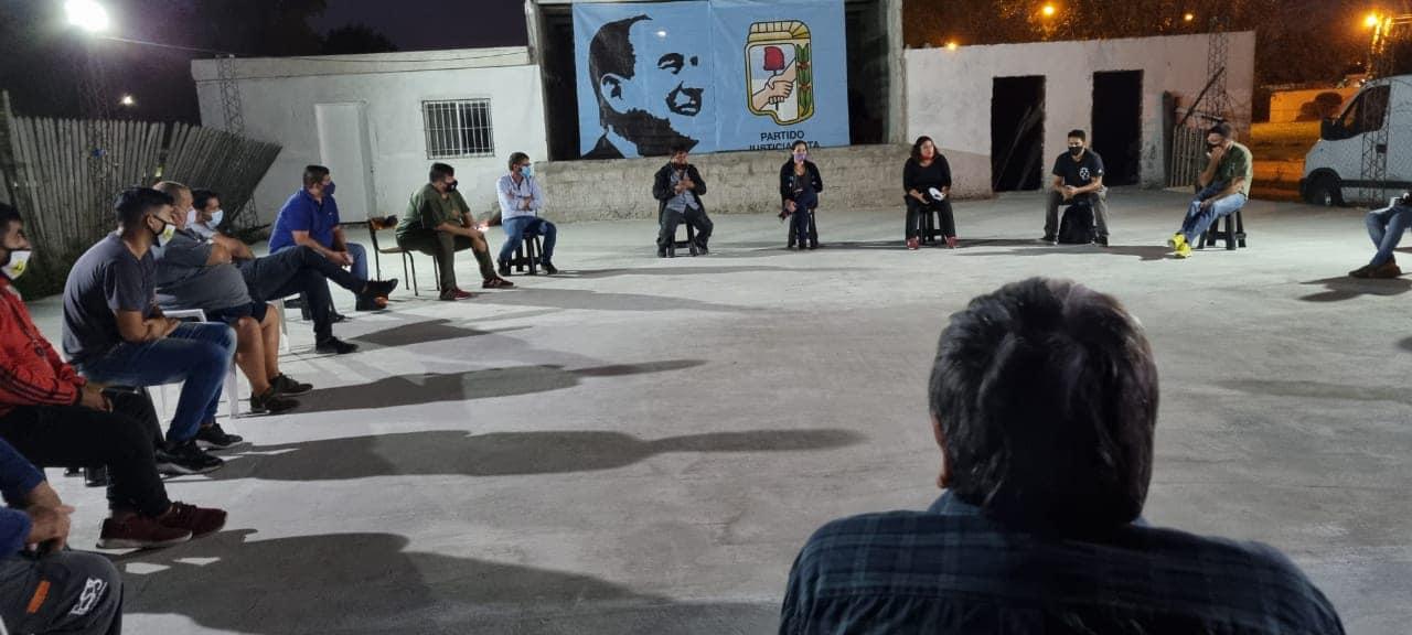 El Peronismo de El Talar pidió que reasuma Zamora como presidente del PJ Tigre