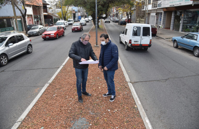 """""""Estamos ejecutando un plan ambicioso de obras para los vecinos"""""""