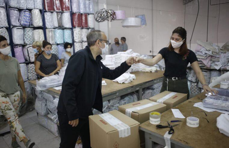 Tres de Febrero amplía la eximición de tasas para PyMEs y comercios