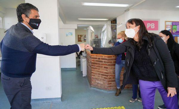 """Jorge Macri afirmó que los intendentes de JxC podrían """"triplicar el ritmo de vacunación"""""""