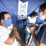 Más de 100 mil personas ya se vacunaron contra el Covid-19 en Malvinas Argentinas