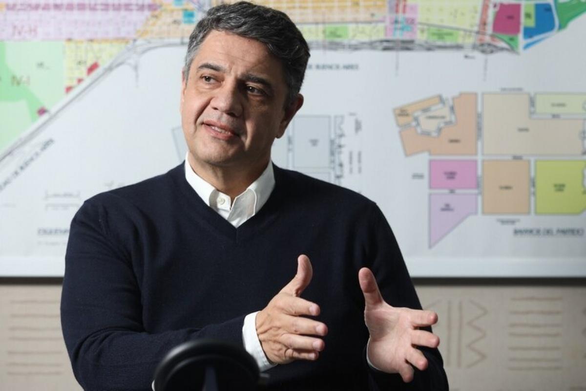 """""""Esto no es 2015, desde la Ciudad no nos van a imponer candidatos en la Provincia"""""""