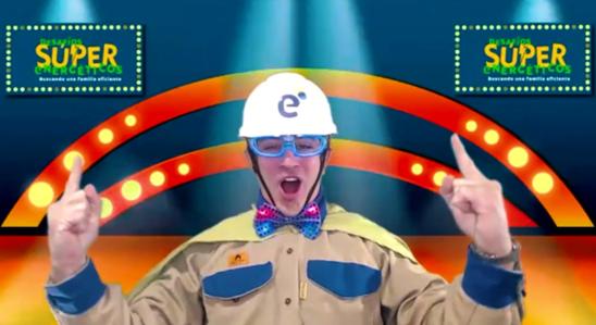 "Edenor lanzó su programa ""edenorchicos"""