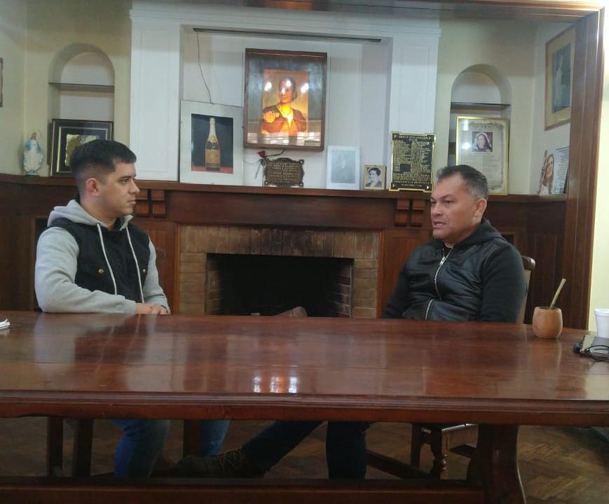 """""""No volvería a ser intendente de Moreno"""""""