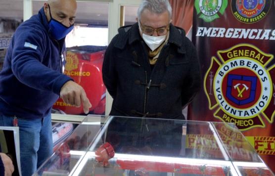 Se construirá un nuevo cuartel de bomberos en el barrio Las Tunas