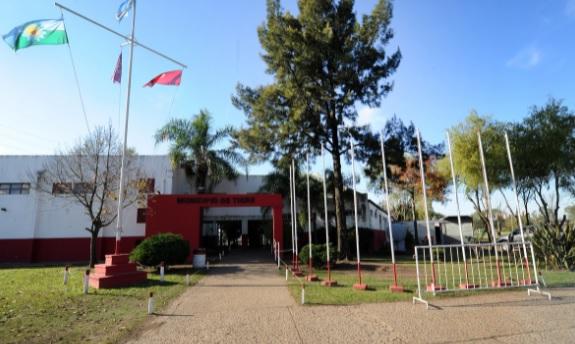Reabrieron los polideportivos del Municipio de Tigre con estrictos protocolos sanitarios