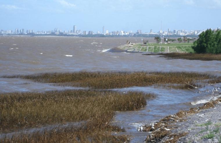 La Cuenca del Plata registra niveles cercanos al mínimo histórico