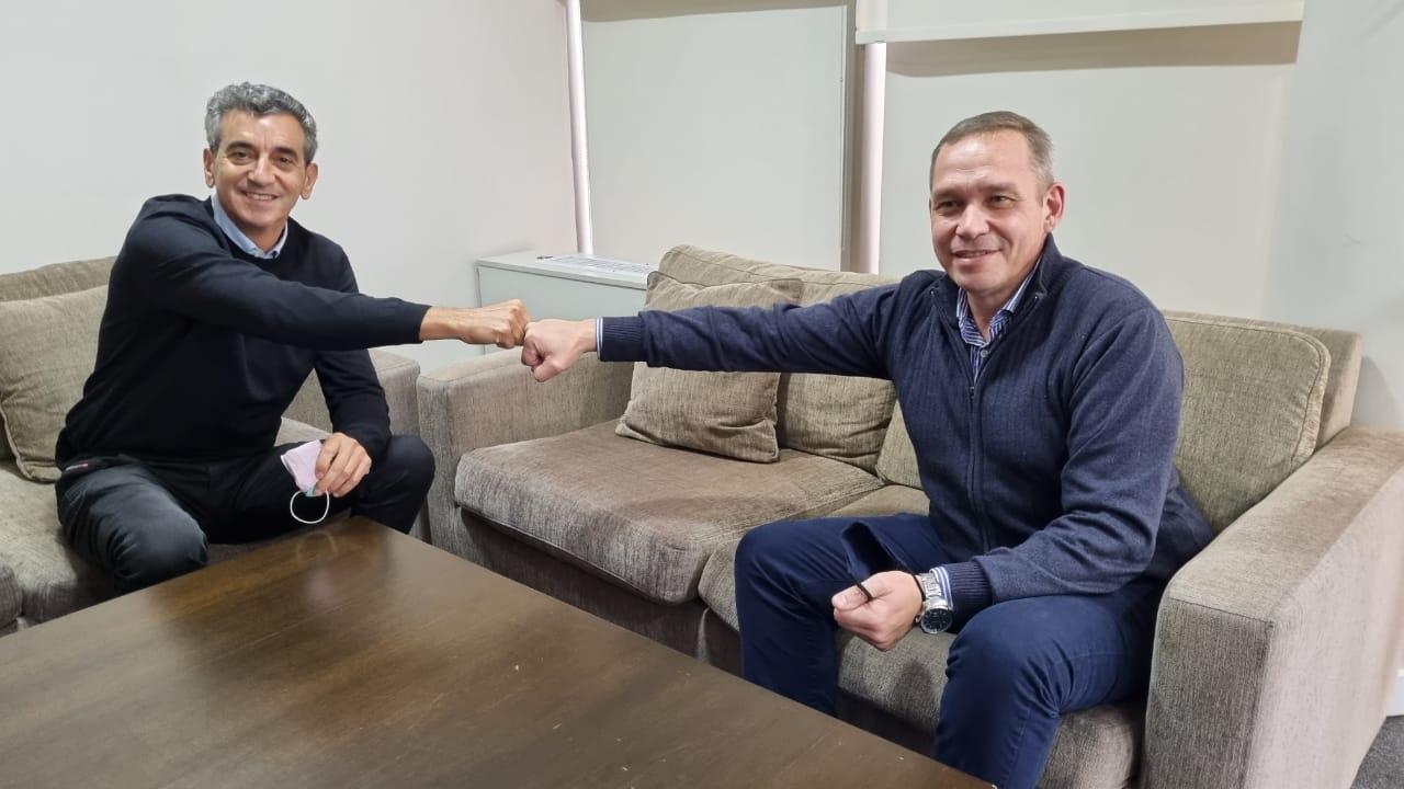 Laborde Rodríguez es el elegido de Randazzo en Tigre de cara a las próximas elecciones