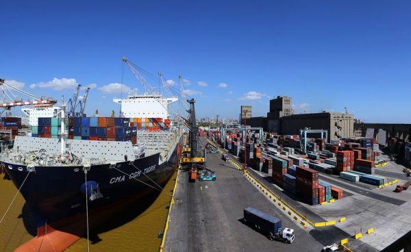 La Provincia registra el mejor nivel de exportaciones de los últimos 8 años