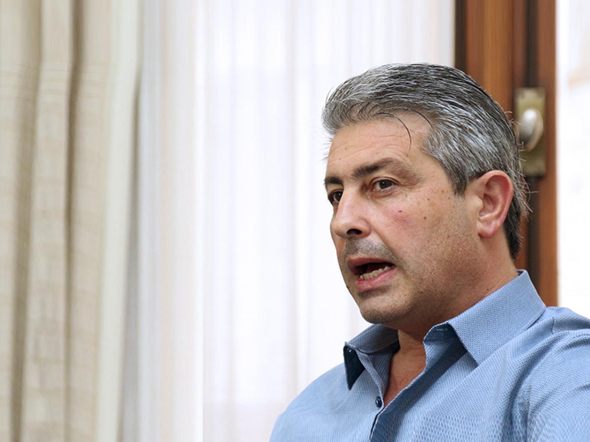 """Javier Martínez: """"Facundo Manes es candidato en la Provincia y vive en Capital Federal"""""""