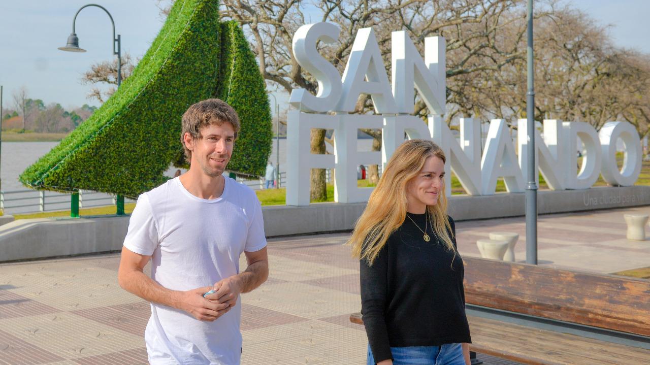 Eva Andreotti será la 1ra candidata del Frente de Todos en San Fernando