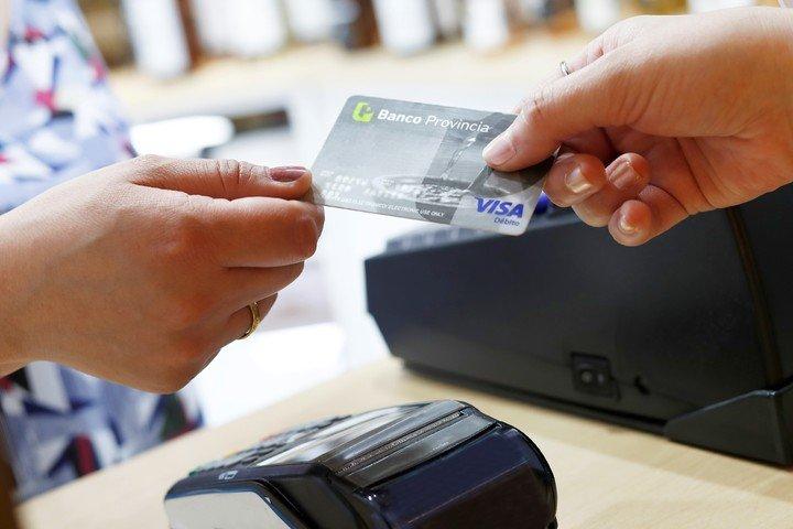 Aumentó el uso del tarjetas de Banco Provincia