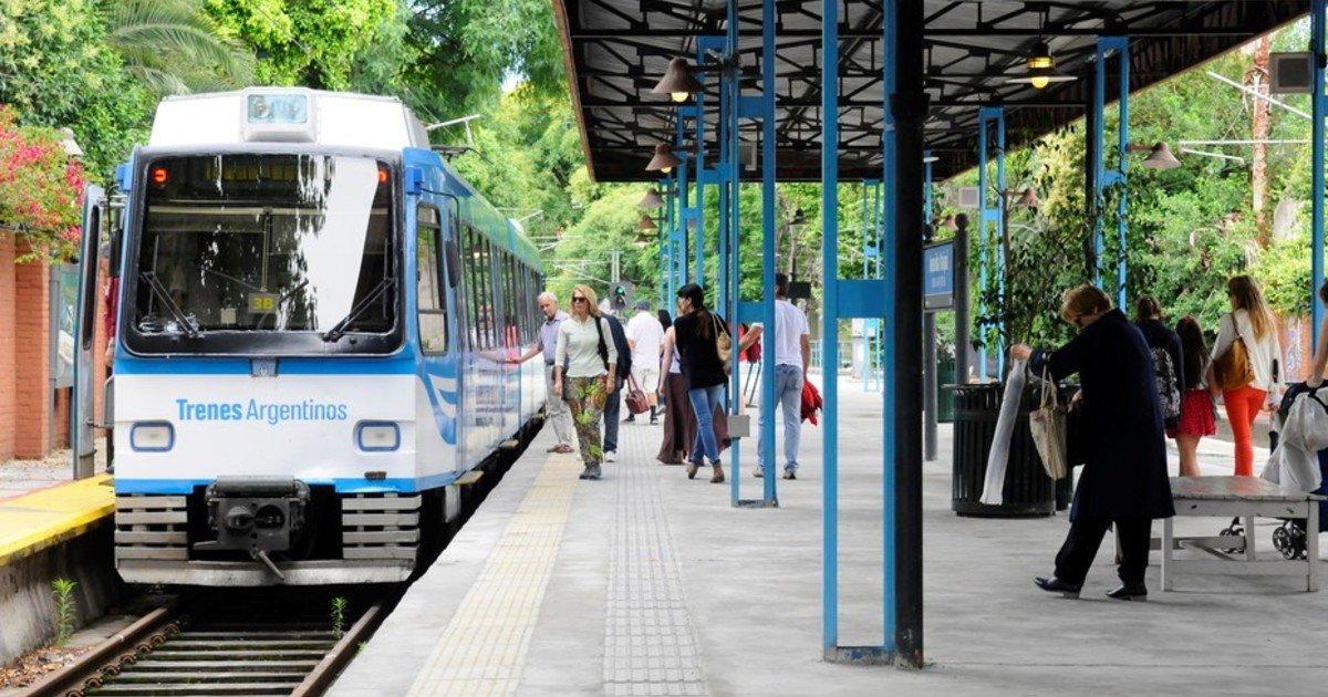 El Tren de la Costa bajará a la mitad su boleto, saldrá $12 y buscan convertirlo en ramal urbano